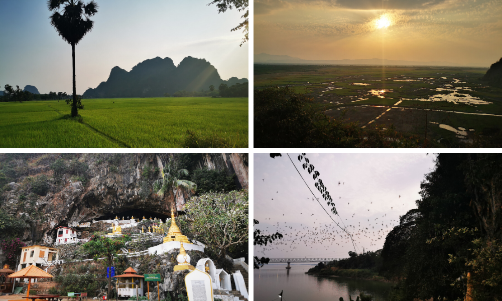 Bat cave Hpa An